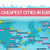 Las ciudades más baratas de Europa