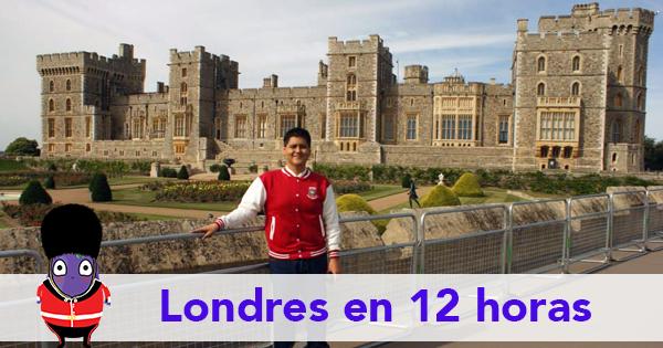 ¿Qué ver en Londres en 12 horas?