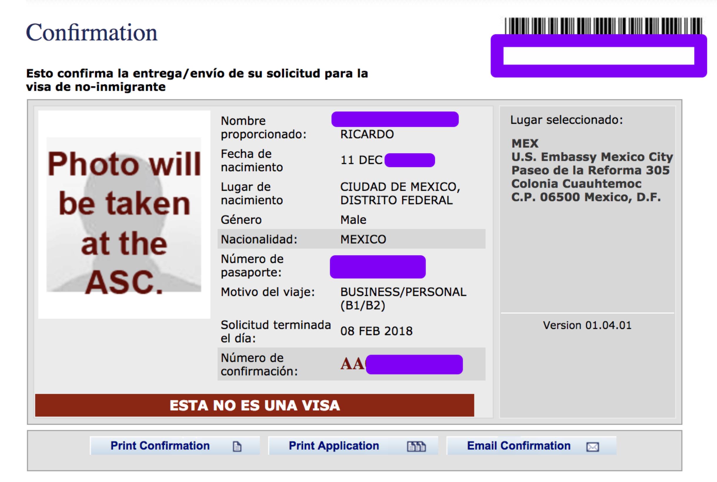Cómo tramitar la Visa Americana? | Visa al Mundo