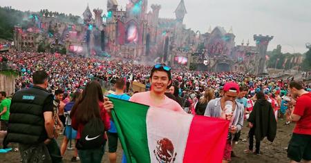 Resultado de imagen para tomorrowland 2018 mexicans